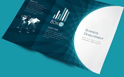 online brochure designer