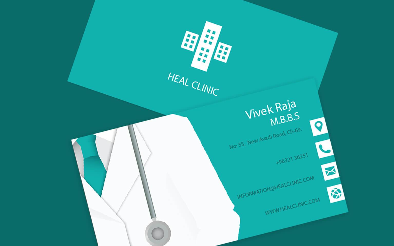 Standard Business Card Printing Online   Designing Standard ...